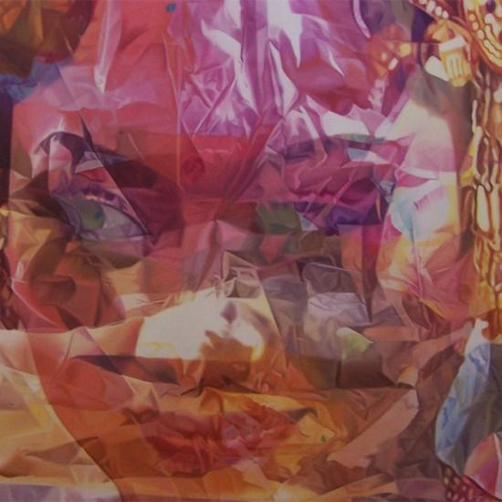 """COLORFUL SMILE. 2008. cm 150 x 200. olio su tela - oil con canvas. opera pubblicata sul catalogo della mostra """"Aseantour"""" museo Magi900 gennaio 2010"""