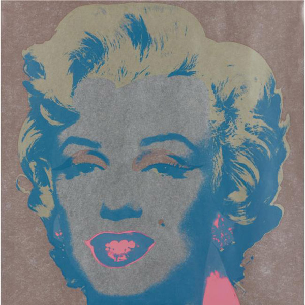 Marilyn Monroe. 1967. Screenprint on paper. cm 91,4 x 91,4. Firmata a matita a retro, datata a penna e segnata A..P.. (Artist Proof) out of edition; con il timbro della Authentication board Inc.. è annotato il N.. A129..011. Provenienza: Collezione privata, Princeton New Jersey, U..S..A.., Sotheby's New York, U..S..A..; Collezione Rosini Gutman, Riccione RN, Italia; Pubblicazioni: Catalogue Raisonnè Feldman & Schellmann pag.. 68 n° II..26; Andy Warhol, San Marino 2009; Andy Warhol in the City, ed.. Pubbliwork, Perugia 2009; Andy Warhol in the City, ed.. Pubbliwork, Viterbo 2010; Andy Warhol Collezione Rosini Gutman, Ascoli Piceno